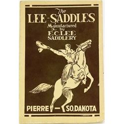 E.C. Lee Saddlery Catalog