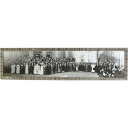 Original 1916 yard long photo