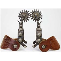 Large pair Rex Schnitger spurs