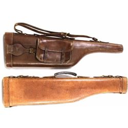Collection of 2 Leg-o-Mutton cases