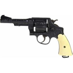 Smith and Wesson .455 cal. MKII 2nd model