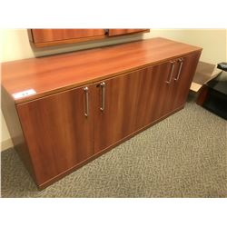 CHERRY CREDENZA (UPSTAIRS)
