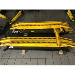 CHALLENGER LIFTS MOD DX77 7700 LB VEHICLE HOIST (DISASSEMBLED)