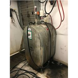 TIDY TANK OIL STORAGE TANK (WITH CONTENTS IF ANY)