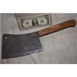 ZZ-CLEARANCE CLEAVER KNIFE WEAPON