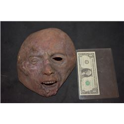 DAWN OF THE DEAD SCREEN USED ROTTEN ZOMBIE MASK 07
