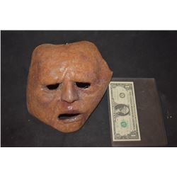 DAWN OF THE DEAD SCREEN USED ROTTEN ZOMBIE MASK 12