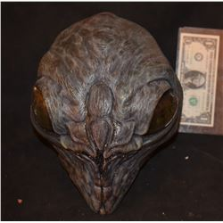 GREY SKIES ALIEN INSECTOID HEAVY LATEX MASK 1