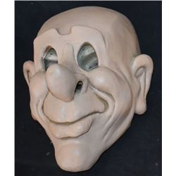 ZZ-CLEARANCE CREEPY GOOFY CLOWN MASK 1