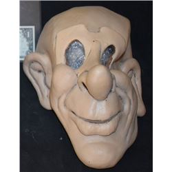 ZZ-CLEARANCE CREEPY GOOFY CLOWN MASK 3