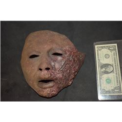 DAWN OF THE DEAD SCREEN USED ROTTEN ZOMBIE MASK 05