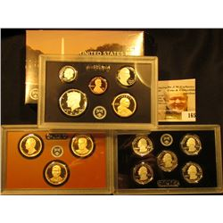 2016 S Silver U.S. Proof Set, original as issued.