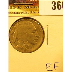 1914 P Buffalo Nickel, EF.