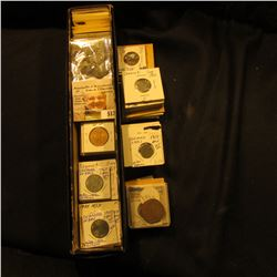Huge collection of Danish Coins, see description for details
