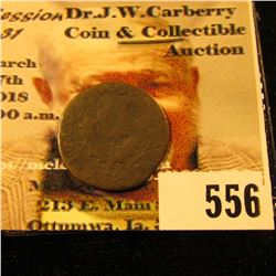 1642-1650 Charles I Scotland Copper Two Pence. Sear 5602.