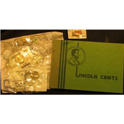 Littleton Coin Company envelope with a group of approval coins. 2007 P Idaho Statehood Quarter BU; &