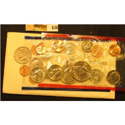 1992 P & D U.S. Mint Set. Original as issued. Issued at $7.00