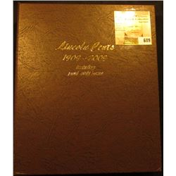 1909 P VDB to 2017 S Partial Set of Lincoln Cents in a Deluxe Whitman Album. Includes such rarities