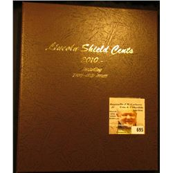 """Very nice """"World Coin Library"""" Album containing 2010P, D, S, 2011P, D, S, 2012P, D, S, 2013P, D, S,"""
