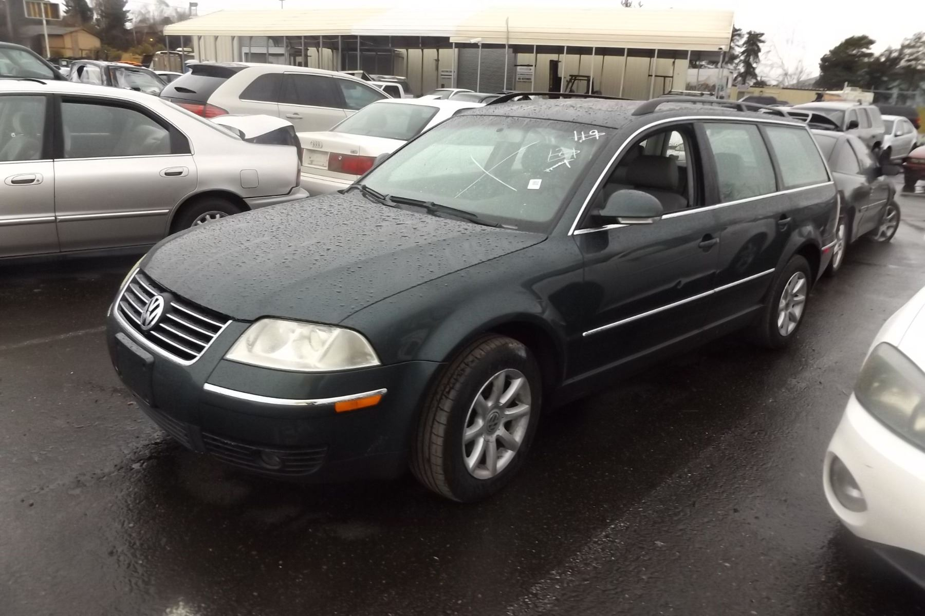 2004 Volkswagen Passat Speeds Auto Auctions