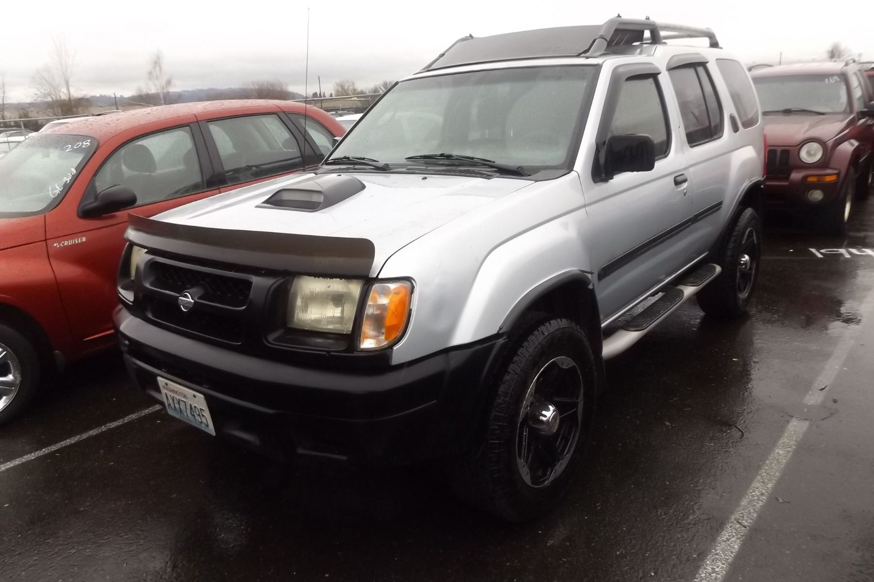 2001 Nissan Xterra Speeds Auto Auctions