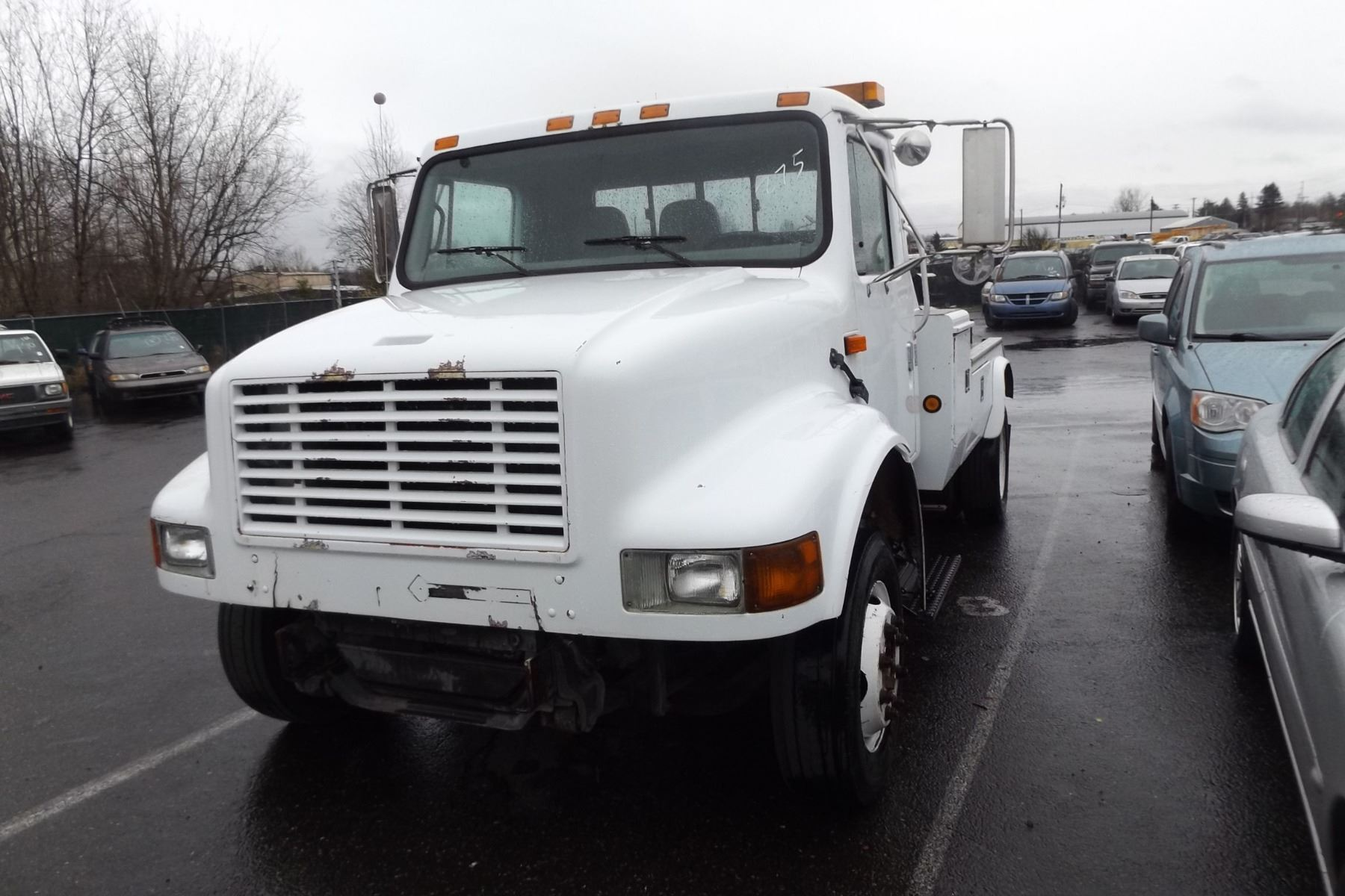 1999 International 4700 Speeds Auto Auctions