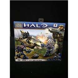 HALO 2011 MEGA BLOCKS THE AUTHENTIC COLLECTION SERIES