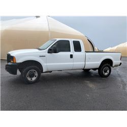 2006 Ford F350 Pickup Truck, 173,517 Miles  (Not Part of the Herc Rentals Fleet)
