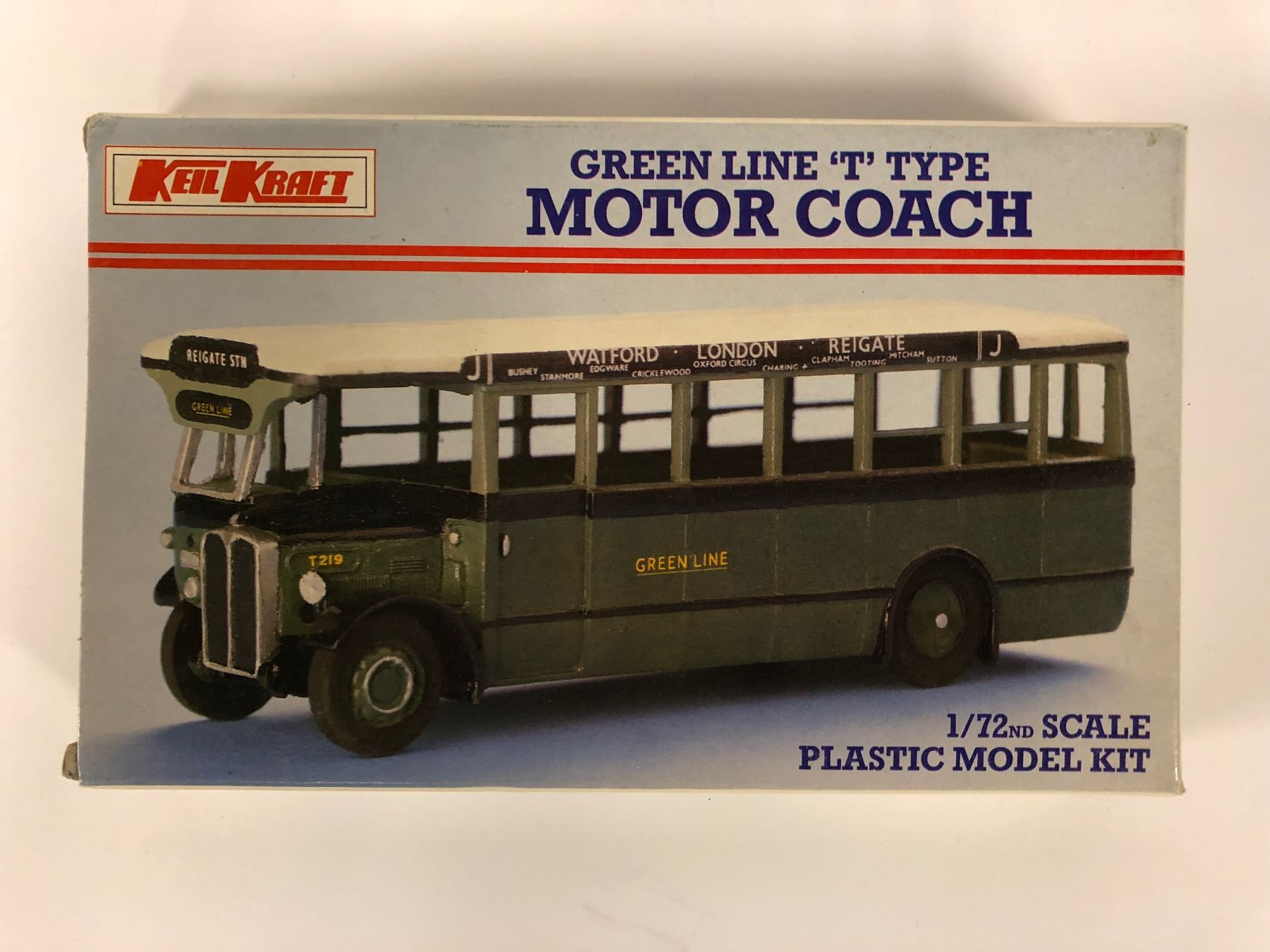 "spedition mobel hoffner, keil kraft green line ""t""type motor coach 1/72 sczle plastic model, Design ideen"