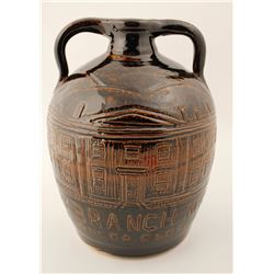 Dahlonega Mint Jug by Shields