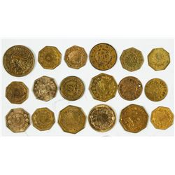 California Gold Token Collection