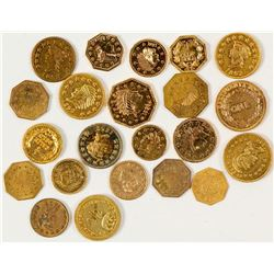 California Gold Tokens