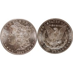 1890 Carson City Morgan Dollar
