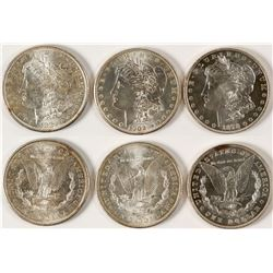 Nice Morgan Dollars with Problems