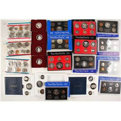 Proof Sets and Commemoratives