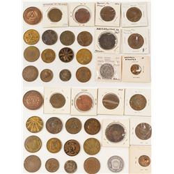 Masonic Penny Collection