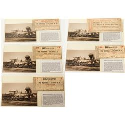 """The General"" Railway Scrip and Postcard Set 3"