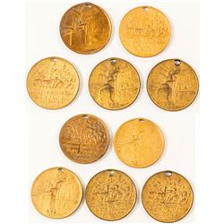Stone Mountain Founders Medals