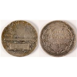 N. W. Ayer and Sons Presentation Medal