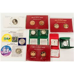 Space Medal Collection
