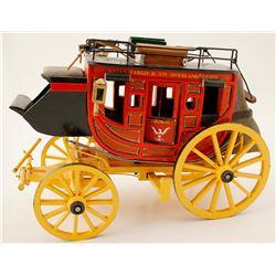Frontier Classic Stage Coach Model