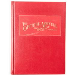 Official Manual of Cripple Creek District