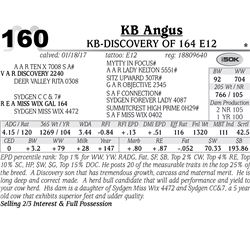Lot - 160 - KB-Discovery of 164 E12