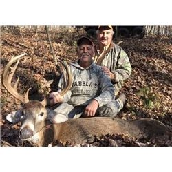 5 DAY MISSOURI WHITETAIL ARCHERY HUNT FOR TWO