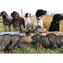 5 DAY DUCK & GROUSE COMBO HUNT
