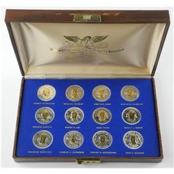 (1776-1976) The Letcher Mint. 12 Great American Co