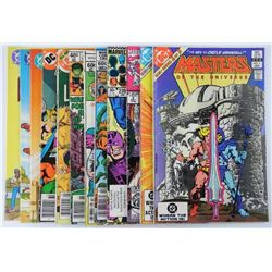 12x DC Collector Comic Books, 'Masters' (MKR)