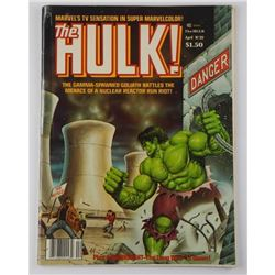 Marvel Comic 'The Hulk'