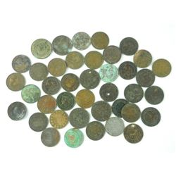 40x Large Coin One Cent Coin+