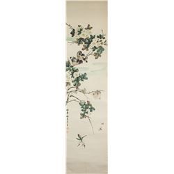 Mei Lanfang 1894-1961 Chinese Watercolour Scroll